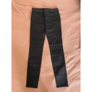 CLUB MONACO Gray Skinny Pants